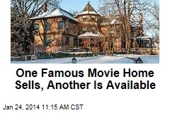 One Famous Movie Home Sells, Another Is Available