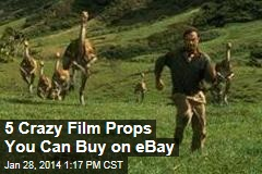 5 Crazy Film Props You Can Buy on eBay