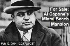 For Sale: Al Capone's Miami Beach Mansion
