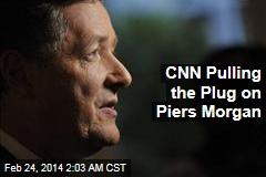 CNN Pulling the Plug on Piers Morgan Live