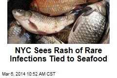 NYC Sees Rash of Rare Infections Tied to Seafood