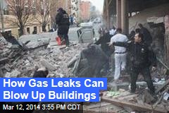 How Gas Leaks Can Blow Up Buildings