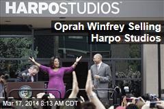 Oprah Winfrey Selling Harpo Studios to Developer