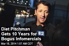 'Deceitful' Infomercial Pitchman Gets 10 Years