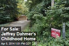 For Sale: Jeffrey Dahmer's Childhood Home