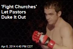 Pastors Duke It Out in Church 'Fight Clubs'