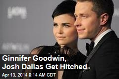 Ginnifer Goodwin, Josh Dallas Get Hitched