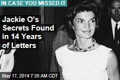 Jackie O's Secrets Found in 14 Years of Letters