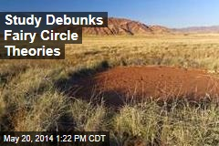 Study Debunks Fairy Circle Theories