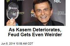As Kasem Deteriorates, Feud Gets Even Weirder