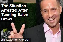 The Situation Arrested After Tanning Salon Brawl