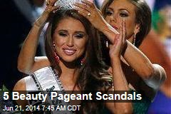 5 Beauty Pageant Scandals