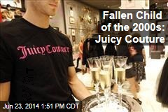 Fallen Child of the 2000s: Juicy Couture