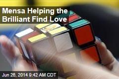 Mensa Helping the Brilliant Find Love