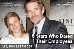 5 Stars Who Dated Their Employees