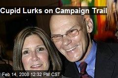 Cupid Lurks on Campaign Trail