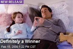 Definitely a Winner