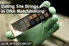 Dating Site Brings in DNA Matchmaking