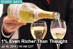 1% Even Richer Than Thought