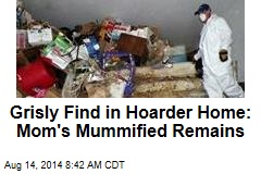 Elderly Woman Found Dead in Hoarder Home—4 Years Late