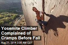 Yosemite Climber's Death Blamed on Dehydration, Fatigue