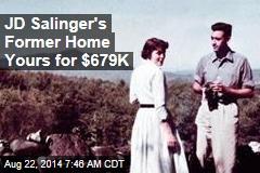 JD Salinger's Former Home Yours for $679K