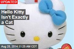 Wait, You Thought Hello Kitty Was a Cat?