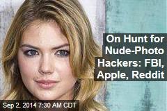 FBI, Apple, Reddit Probe Nude Photo Theft