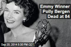 Emmy Winner Polly Bergen Dead at 84