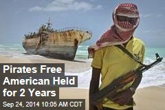 Pirates Free American Held for 2 Years
