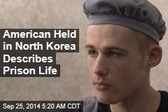 Miller Describes North Korea Prison Life