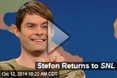 Stefon Returns to SNL
