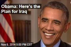 Obama Interview: 'It's a Hard Job'