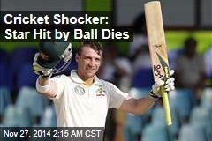 Cricket Shocker: Star Hit by Ball Dies