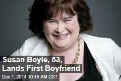 Susan Boyle, 53, Lands First Boyfriend
