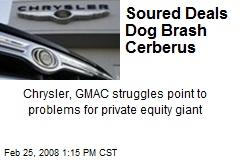 Soured Deals Dog Brash Cerberus