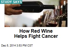 How Red Wine Helps Fight Cancer