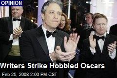 Writers Strike Hobbled Oscars