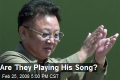 Are They Playing His Song?