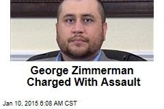 George Zimmerman Back in Jail