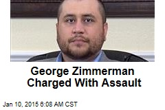 George Zimmerman Back in Jail