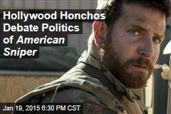 In Sniper Debate, Michael Moore Calls Snipers 'Cowards'