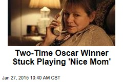 Two-Time Oscar Winner Struggling to Pay Rent