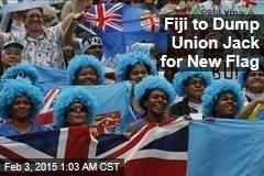 Fiji to Dump Union Jack for New Flag