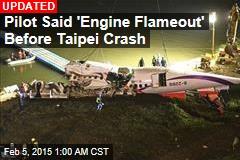 Death Toll Hits 31 in Taiwan Crash