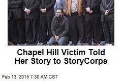 Chapel Hill Victim Praised America's Tolerance