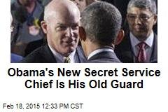 Obama's New Secret Service Chief Is His Old Guard