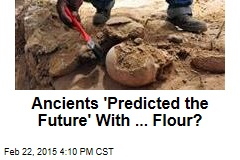 Ancient Shrines Found for Predicting the Future