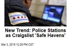 New Trend: Police Stations as Craigslist 'Safe Havens'