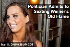 Weiner's Old Sexting Flame Fells a New Dem